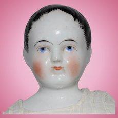 Kestner German China Head Kinderkopf Child Doll