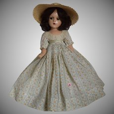 Scarlett O'Hara Composition Doll by Madame Alexander