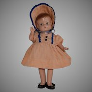 Effanbee Composition Patsyette Doll