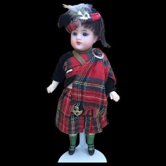 Simon & Halbig 1078 Scotsgirl all original