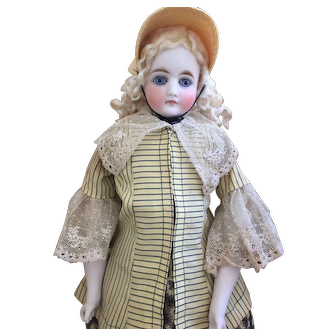 Early Bisque Fashion-type doll