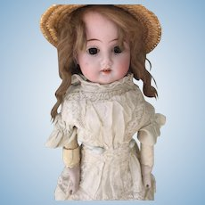 Mold 1001 German bisque child doll Fritz Lutz