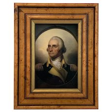 George Washington Portrait by Sullins House for Mount Vernon Ladies Association