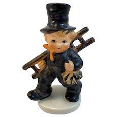 Goebel Chimney Sweep Figurine West Germany KF40 Vintage Artist Signed