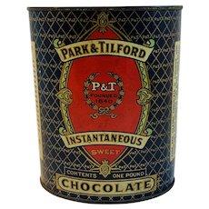 Park & Tilford Instantaneous 1 Pound Chocolate Tin
