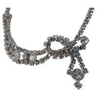 Ornate Rhinestone Necklace