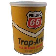 1973 Phillips 66 Trop-Artic Motor Oil Puzzle.