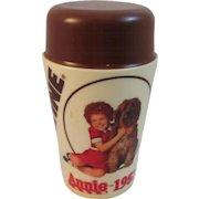 Little Orphan Annie Ovaltine Shaker Cup