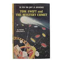Tom Swift and the Mystery Comet Book Published in 1966