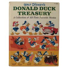 Walt Disney's Donald Duck Treasury Book 1960
