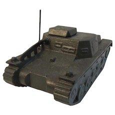 Framburg PZKW1 Command Tank Recognition Model