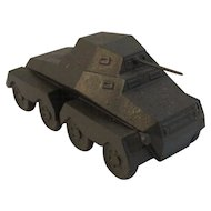 Framburg German 8 Wheeled Armored Car