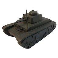 Framburg German T-35 Light Tank.