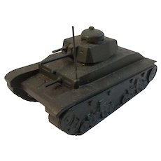 Framburg German T-35 Light Recognition Model Tank