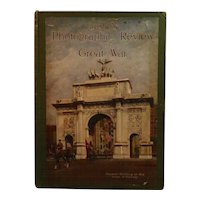 Leslie's Photographic Review of the Great War WWI World War I Book