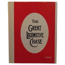The Great Locomotive Chase by Craig Angle Civil War Andrews Raid And First Medal of Honor Civil War Book