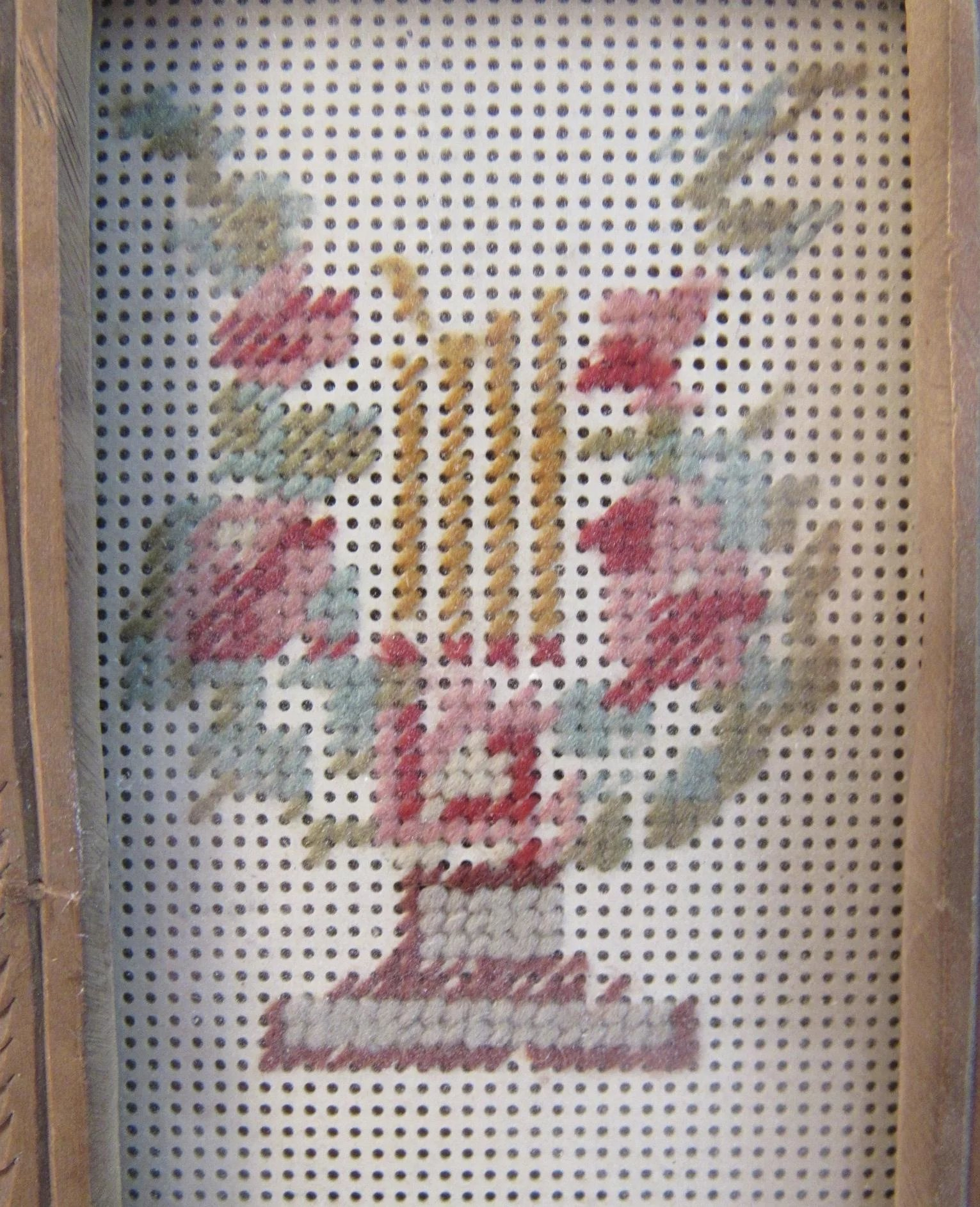 Perfect How To Frame Needlepoint Collection - Framed Art Ideas ...