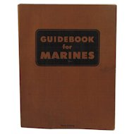 1946 Guidebook for Marines Leatherneck Association