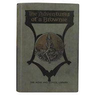 c1920s The Adventures of a Brownie Pixie Book
