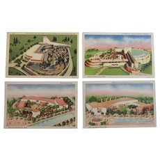 1939 New York World's Fair Postcards