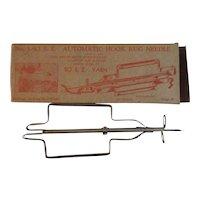Vintage Automatic Hook Rug Needle