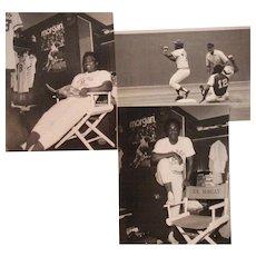 Original Photographs of Joe Morgan Cincinnati Red 1973
