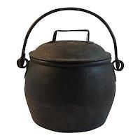 Baldwin Cast Iron Pot No 3 Two Pints Early Farm Kitchen