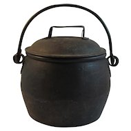 Baldwin Cast Iron Pot No 3 Two Pints Early Farm Kitchen