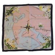 San Diego Hanky Handkerchief