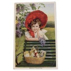 Heinz Trade Card Mamma's Favorites