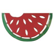 Rogers Silverplate Watermelon Trivet or Wall Hanging