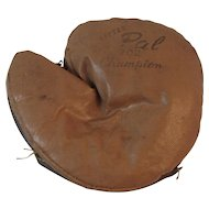 Little Pal 702 Champion Baseball Mitt Baby Child Size Novelty Toy