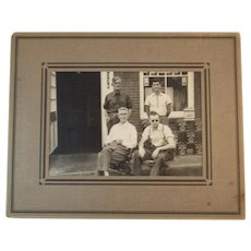1930s McCormick's Service Station Photo Photograph