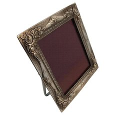 Elias Fine Pewter Roses Picture Frame