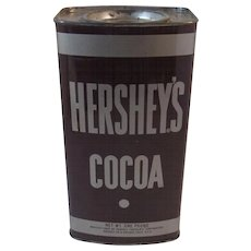 Hershey's Cocoa Tall One Pound Tin Hersheys