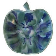 Dryden Pottery Ozark Frontier Apple Dish Bowl
