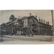 1907 Postcard The Queen's Hotel Toronto, Canada Valentine & Sons