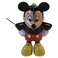 Hallmark Tin Mickey Mouse Christmas Ornament