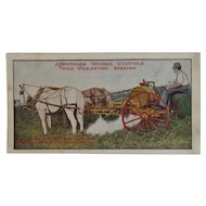 1912 Aspinwall Sprayer John Deere Plow Co Baltimore MD Advertising Flyer