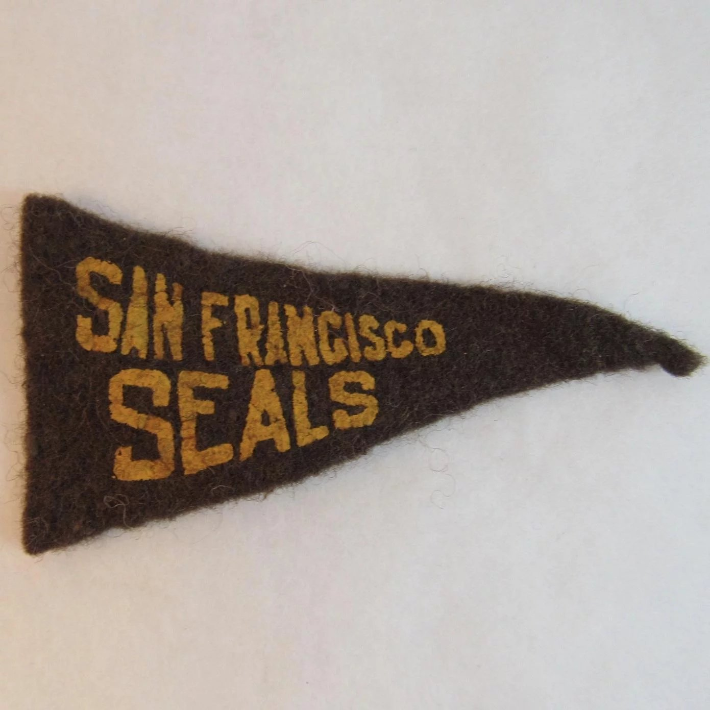 57108807388 1950s San Francisco Seals Mini Felt Pennant American Nut   Chocolate Co  Premium Minor League Baseball. Click to expand