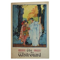 1922 The White Guard Fairy Tale Children's Book from a Dentist Kolynos
