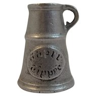 Wilton Pewter Taper Tipper Candle Sizer Vintage Colonial Revival
