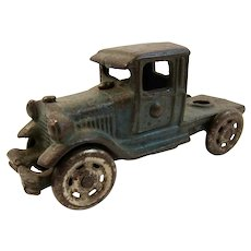 Early 1900s AC Williams Cast Iron Toy Truck Tractor