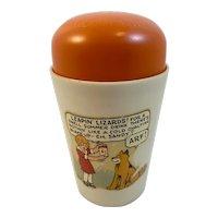 Little Orphan Annie Cold Ovaltine Shake Up Mug Cup Premium Vintage Retro Kitchen
