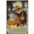1913 Nash Halloween Postcard Witch Owls Moon Embossed Stirring Charm Potion in a Jackolantern Jack O Lantern Series 7