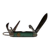 Kutmaster Boy Scouts of America Official Girl Scout Knife