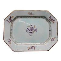 Adams Calyx Ware Regent Ironstone Platter