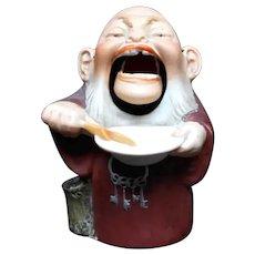 Schafer & Vater Hungry Monk Nodder Match Holder