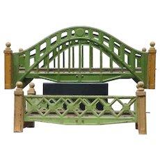Lionel Center Span Model RR Enameled Bridge Bridges