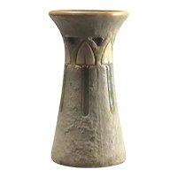 Original Arts and Crafts Roseville Mostique Gardenware Pottery Vase